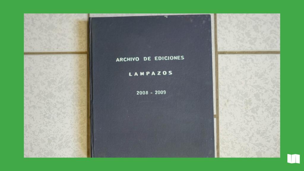 Archivo de ediciones de Lampazos. Año 2008 - 2009